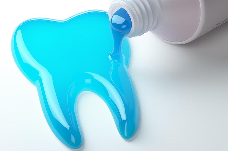 虫歯に負けない歯を作るフッ素塗布